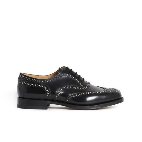 Church's Studded Lace-Up Shoes