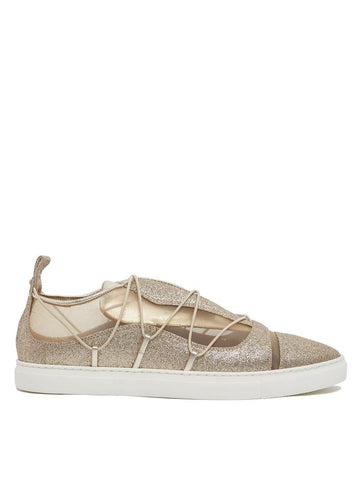 Dsquared2 Mesh Glitter Sneakers
