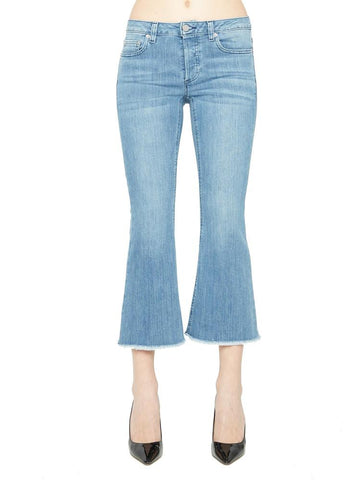 Michael Michael Kors Cropped Mid Rise Jeans