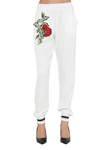 Phillip Plein Embroidered Sweatpants