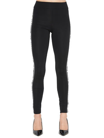 Phillip Plein Band Leggings