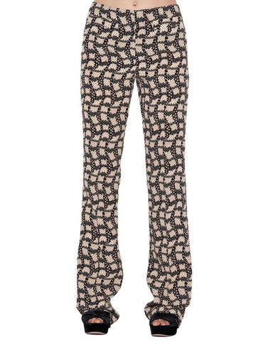 Prada Printed Trousers