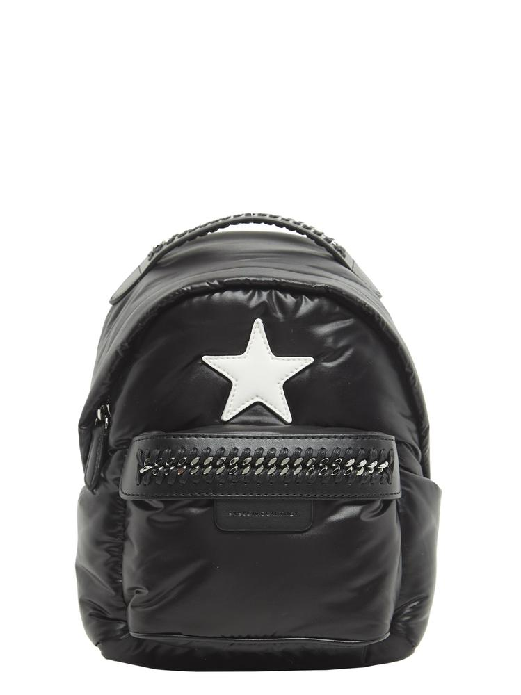 Buy Cheap Very Cheap Star Falabella GO Backpack - Only One Size / Black Stella McCartney Fashion Style For Sale Order Online Discount Visit New With Mastercard Cheap Price 8eUwy3Sj4