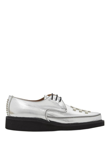 Alyx Metallic Lace Up Shoes