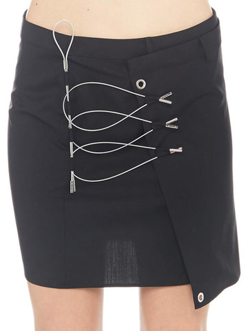 Alyx Metal Wire Design Skirt