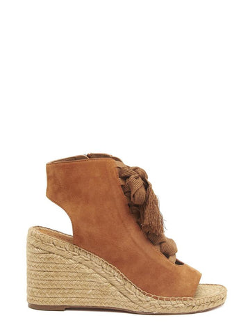 Chloé Harper Wedge Sandals