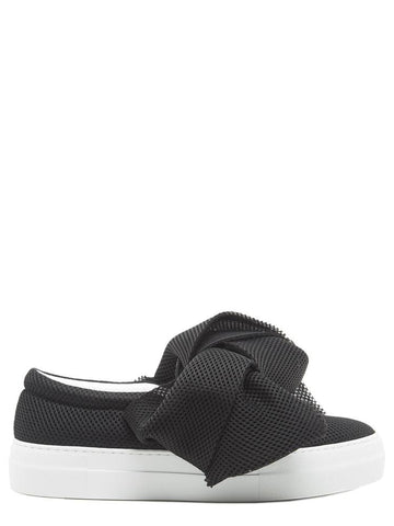 Joshua Sanders Bow Slip-On Sneakers