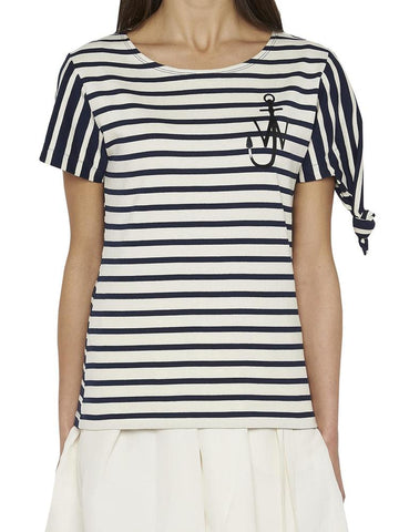JW Anderson Striped Top