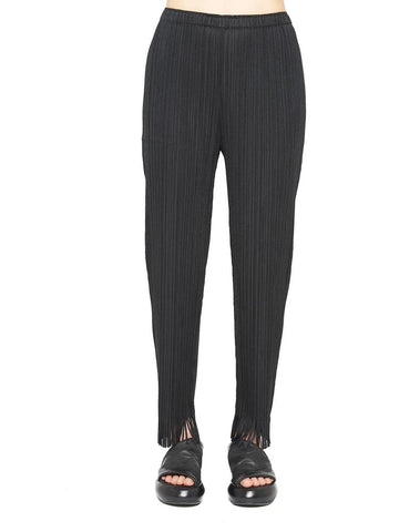 Pleats Please By Issey Miyake Cropped Pants