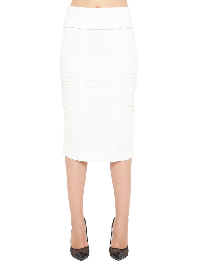 be76c957b Tom Ford Panelled Pencil Skirt – Cettire