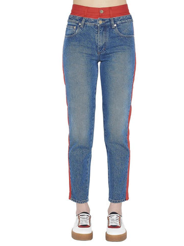 Hilfiger Collection Colorblock Band Jeans