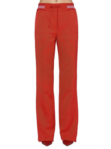 Valentino Waist Tie Loose Fit Trousers