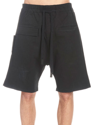 10Sei0otto Drop-Crotch Cargo Shorts