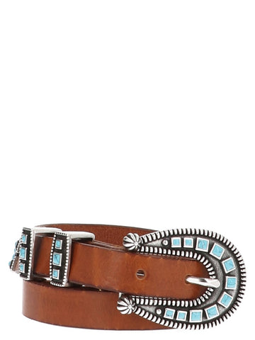 Alanui Embellished Buckle Belt