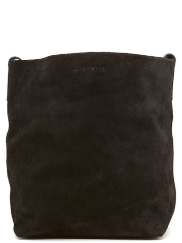 Ann Demeulemeester Logo Shoulder Bag