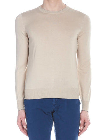 Brunello Cucinelli Cotton Knitted Sweater