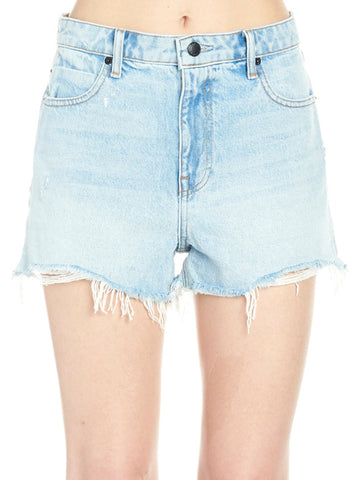 Alexander Wang Frayed Mini Shorts