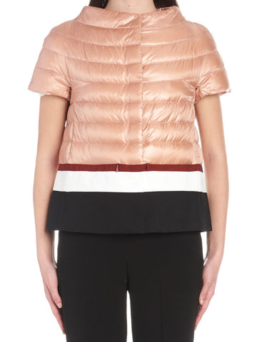 Herno Short Sleeve Down Jacket