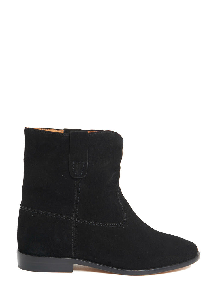 Isabel Marant Crisi Ankle Boots in Black