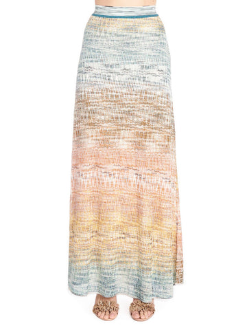 Missoni Lamè Maxi Skirt