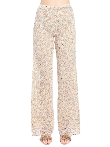 Missoni High-Waisted Flare Pants