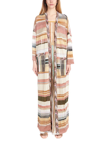 Missoni Long Printed Cardigan