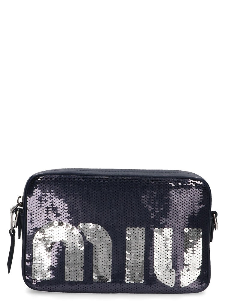 a57fdc4f873 Miu Miu Sequinned Camera Bag – Cettire