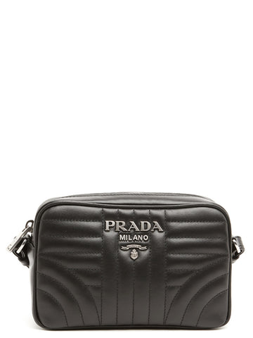 Prada Diagramme Quilted Bag