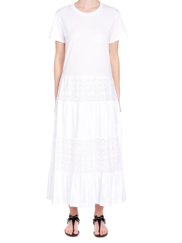 Red Valentino Maxi T-Shirt Dress