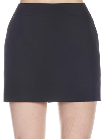 Saint Laurent Tailored Mini Skirt