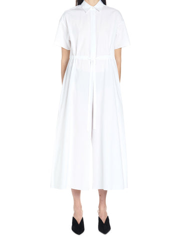 Theory Workwear Wide Leg Jumpsuit