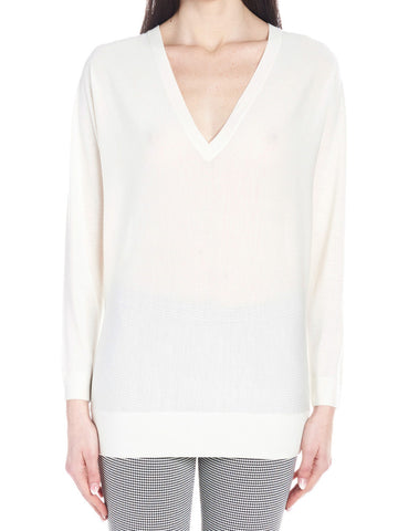 Theory V-Neck Knit Jumper