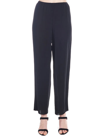 Theory Wide-Leg Pull-On Trousers