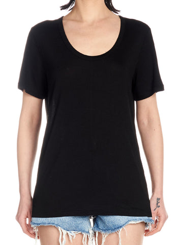 T By Alexander Wang Round-Neck T-Shirt