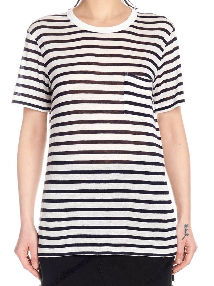 T By Alexander Wang Tops T BY ALEXANDER WANG STRIPED T