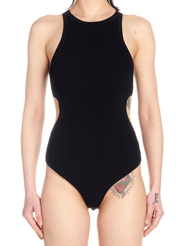 T By Alexander Wang Cut-Out Bodysuit