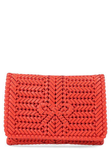 Anya Hindmarch Woven Crossbody Bag