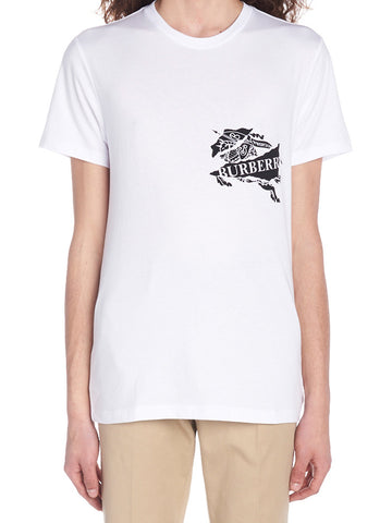 Burberry Catford Printed T-Shirt