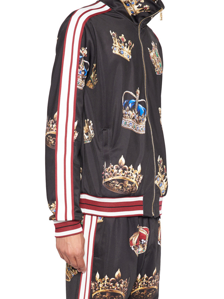 80ee7009759a Dolce & Gabbana Crowns 'King' Jacket – Cettire