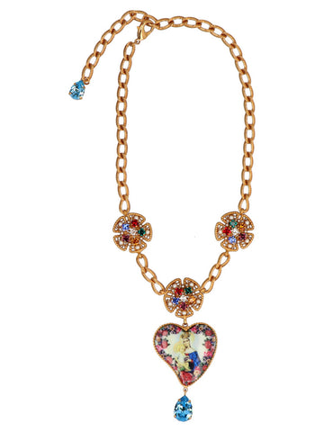 Dolce & Gabbana Heart Necklace