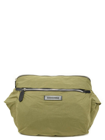 Dsquared2 Oversized Military Crossbody Bag