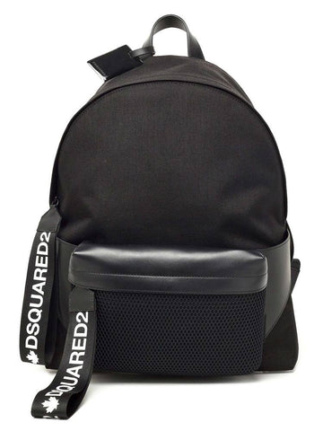 Dsquared2 Logo Tag Backpack