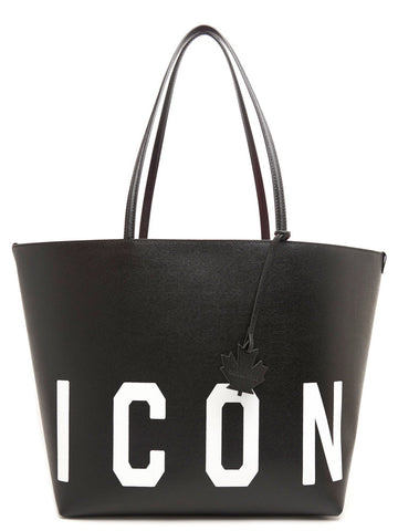 Dsquared2 Logo Icon Tote Bag