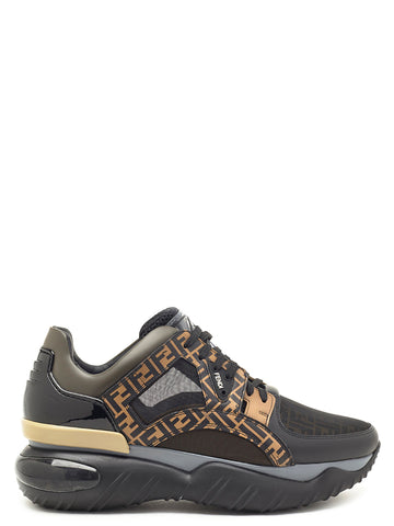 Fendi FF Monogram Sneakers