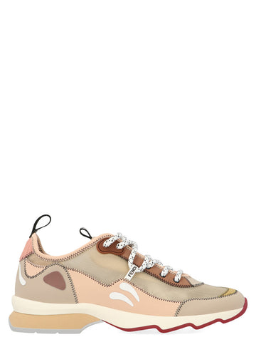 Fendi Technical Mesh Sneakers