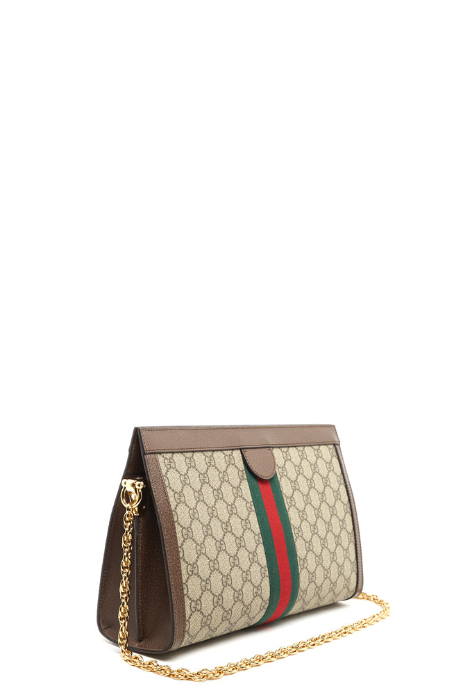 aa59f1053 Gucci Ophidia GG Supreme Medium Shoulder Bag
