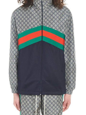 Gucci Oversize Technical Jacket