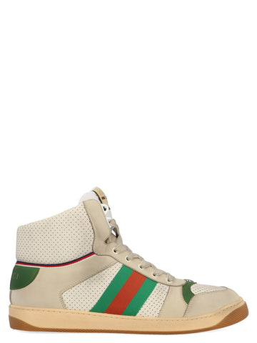 Gucci Screener High Top Sneakers