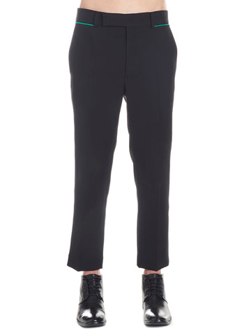 Haider Ackermann Cropped Tailored Trousers