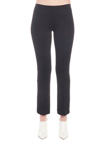 Helmut Lang Cropped Flare Trousers